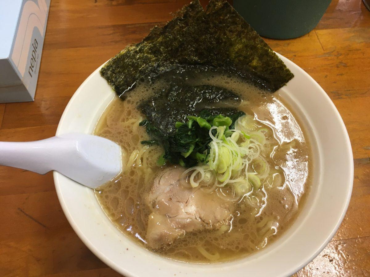 今日のお昼は、仙台一番町のラーメン堂仙台っ子青葉通店で仙台っ子ラーメン食ったど〜♪